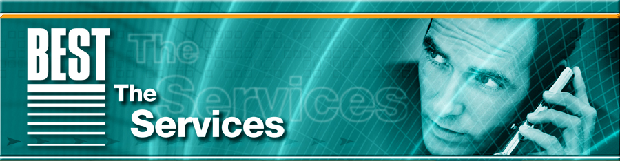 The Services - Richard N. Best Associates